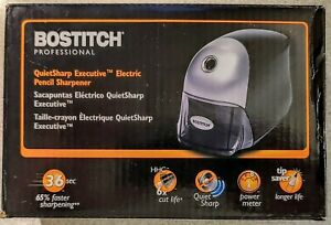 Stanley Bostitch Professional Electric Pencil Sharpener A1 Brand New