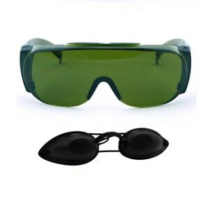 Laser Ipl Protection Patient Safety Goggle Eyepatch Operator Glasses Options Usa