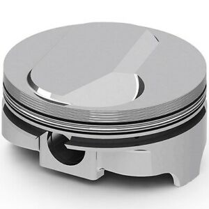 United Engine Machine Ic9957 004 Chevy 540ci Fhr Forged Pistons
