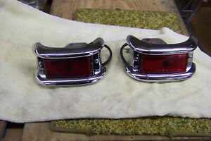 Lincoln continental 1942 48 N o s Tail Lights