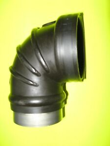 Paxton Mcculloch Supercharger Rubber Inlet Elbow