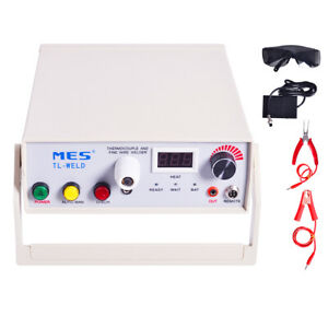 Used Tl weld Thermocouple Welding Machine Welder For Welding Temperature Wire