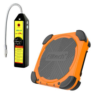Elitech Wjl 6000 Refrigerant Leak Detector Lmc 210l Wireless Charging Scale Hvac