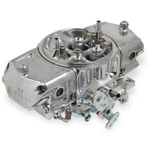 Demon Carburetion Mad 750 vs Aluminum Mighty Demon Carburetor 750 Cfm Vacuum Sec