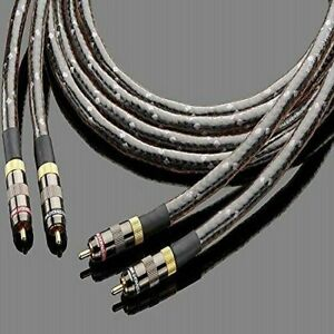 Straight Wire Virtuoso R2 Audio Cables 1 0 Meter Rca Pair
