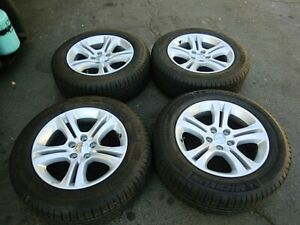 Dodge Charger Challenger Magnum Oem 17 Wheels Factory Alloy Rim Michelin Tires
