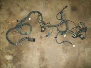 1990 1994 Chevy Gmc Truck Headlight Wiring Harness Oem Complete