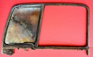 34 Plymouth Pe Front Passenger s Side Window Frame