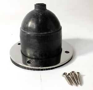 Rubber Gear Shift Boot W Bezel Ring Trim Plate For 1928 1931 Ford Model A