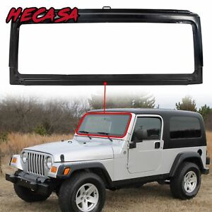 For 2003 2006 Jeep Wrangler Windshield Frame 2005 2004 Windshield Frame