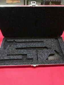 Starrett S903zz Case Only For A S903z Student Tool Set In Stock