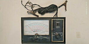 Sears Craftsman Engine Analyzer 161 2161 For Parts Or Repair