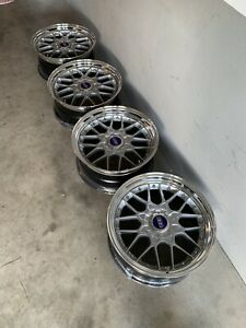 Bbs Rs2 Rsii Custom Steplip 19 5x120