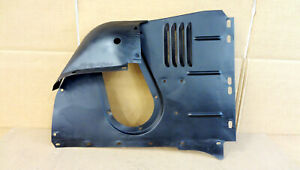 1956 Ford Front Fender Radiator Side Air Deflector Panel Shield Core Support 56
