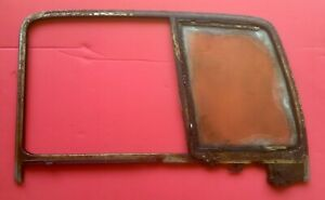 34 Plymouth Pe Front Driver s Side Window Frame