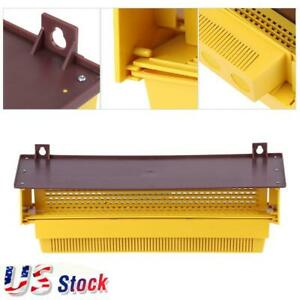 Pollen Trap Equipment Bee Hive Entrance Powder Remover Beekeeping Tools