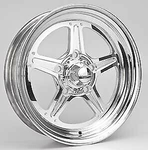 Billet Specialties Rs035406516n Street Lite Wheel Size 15 X 4 Rear Spacing