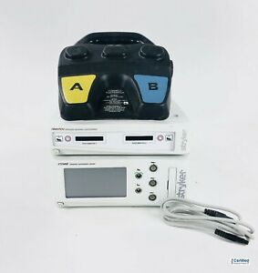 Stryker 5400 50 Core Power Console With Iswitch Complete Wireless Footswitch