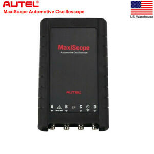 Autel Maxiscope Mp408 4 channel Automotive Oscilloscope Scope For Pc Maxisys Usa
