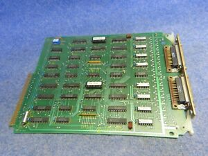 Fluke 1752a Data Acquisition System Board Parallel Interface Assy 611947 Rev D