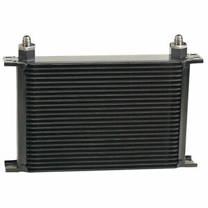 Derale 52506 Hp Stacked Plate Oil Cooler Kit