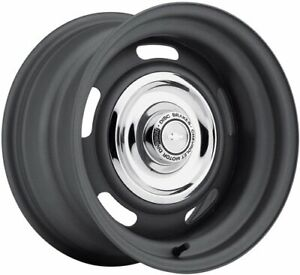 U s Wheel 54 7810 Paint Ready Rallye Wheel series 54 Size 16 X 8 Bolt Circle