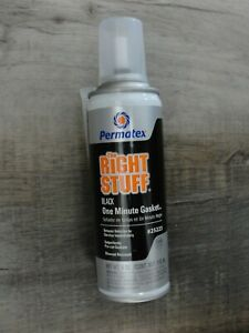 Permatex 25223 The Right Stuff Instant Gasket Maker 4 Oz Can