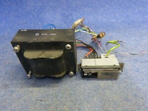 Hp 9100 5000 Transformer For Hp 8656a Signal Generator 0 1 990 Mhz