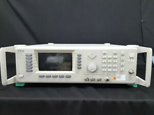 Wiltron_68347b 10mhz To 20ghz Synthesized Signal Generator Opt 2a 11 9001