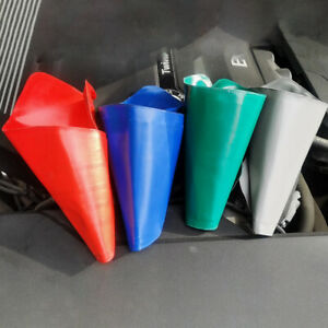 4colors Mintiml Flexible Draining Tool Funnel Flexible Oil Draining Funnel Tool