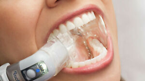 isolite Dental Dry Field Illumination With A Box Of Mouth Pieces Warranty
