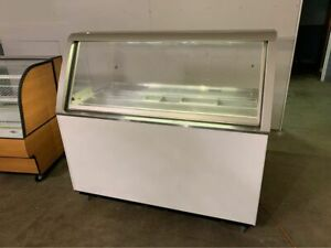Duke 60 Refrigerated Commercial Sandwich Prep Table