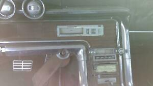 1965 Ford Thunderbird Front Console