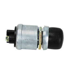 Waterproof Car Boat Track Switch Push Button Horn Engine Start Starter 12v 50a