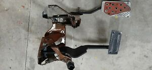 96 00 Honda Civic Gas Brake Pedal Assembly Accelerator W Bracket 1999