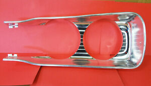 1969 Dodge Coronet R T Superbee Headlight Bezel Grill Surround Lh Nice Condition