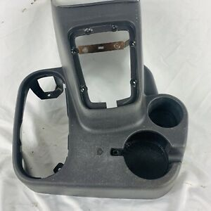 Dodge Ram Floor Console Cup Holder Manual Shifter 4wd 4x4 98 01 1500 2500 3500