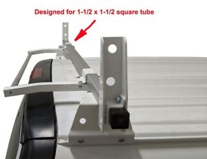 Stainless Rear Roller Van Ladder Rack Ford Transit Low Roof 1 5x1 5 Square Tube