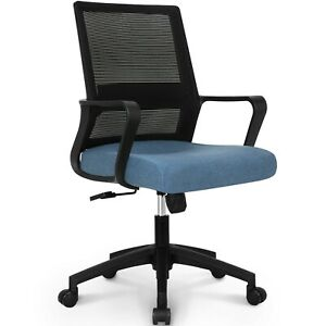 Office Chair Computer Desk Chair Gaming Bulk Business Ergonomic Mid Back Cushion