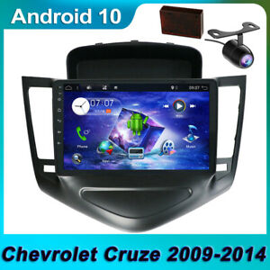 9 Android 10 0 Car Stereo For Chevrolet Cruze 2009 2014 Navigation Gps Radio Bt