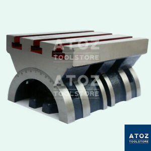 4 To 10 Adjustable Swivel Angle Plate 100 250mm Tilting Tables Heavy Duty Atoz
