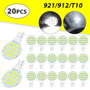 10x Led Rock Lights For Jeep Truck Off road Trail Fender Underbody White Light
