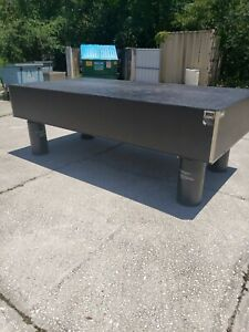 Optical Vibration Isolation Table W Newport Stabilizer I 2000 Series