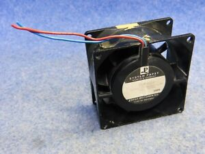 System Papst Fan Typ 8124 For Hp 8656b Signal Generator 0 1 990 Mhz