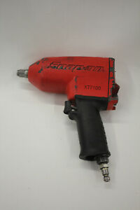 Snap on Xt7100 Air pneumatic Impact Wrench Made In Usa 1 2 Drive
