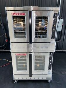 Blodgett Dfg 100 Dual Flow Commercial Propane Gas Convection Oven