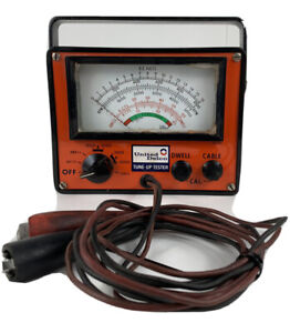 United Delco Vintage Tune up Tester