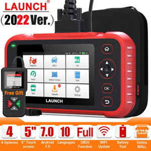 Launch X431 Crp123i Auto Diagnostic Tool Obd2 Scanner Code Reader Abs Srs Engine