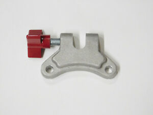 Ammco 9592 Spindle Lock Front Clamp W Knob For Brake Lathe 3000 4000 4100 7700