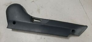 96 00 Honda Civic Coupe Passenger Right Front Seat Outer Trim Black